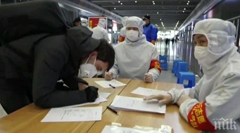 Властите в Китай с мерки срещу втора вълна на епидемията от коронавирус