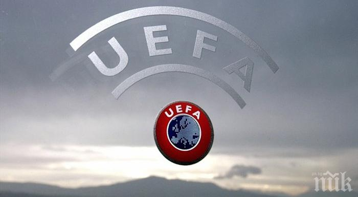 Босът на УЕФА притеснен: Възможно е да загубим този сезон