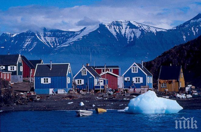 Заради коронавируса - забраниха продажбата на алкохол в столицата на Гренландия
