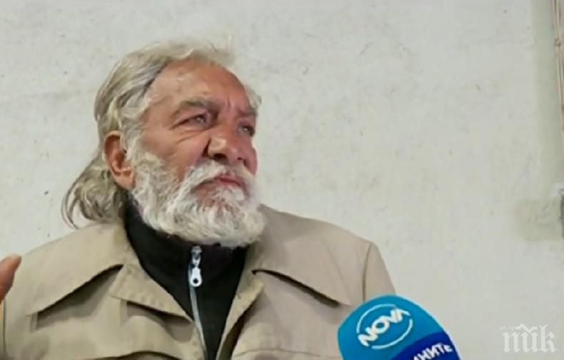 ВАКСИНА: Несретник от София каза как се пази от коронавируса - ето тайната му