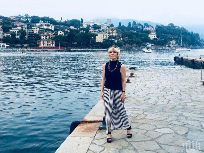 Известна българска журналистка е заразена с коронавирус в Ню Йорк