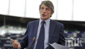 Европарламентът няма да заседава в Страсбург до септември