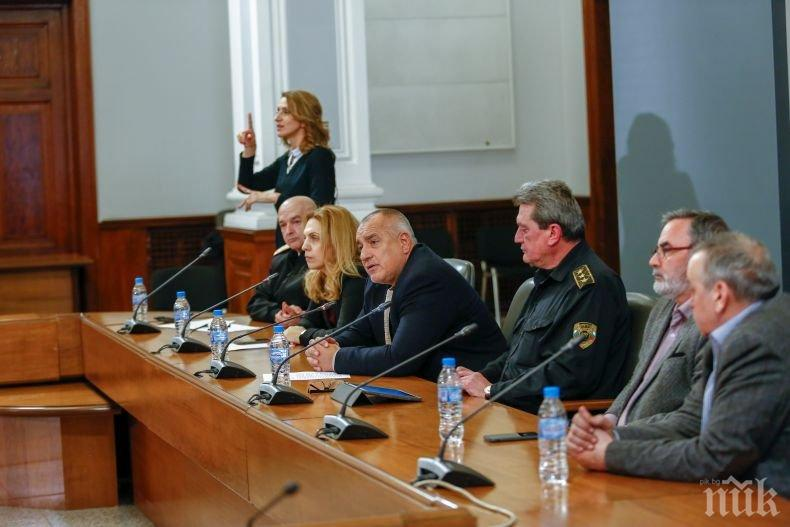 ПЪРВО В ПИК TV! Борисов и министрите с горещи данни за борбата с коронавируса - премиерът обеща помощ от банките до дни (ВИДЕО/ОБНОВЕНА)