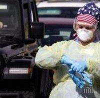 В САЩ заразените с коронавируса са над 160 000