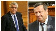 БСП достигна нови висоти - Румен Гечев, идеологът на Жанвиденовата зима, се усъмни в... коронавируса на Хасан Адемов