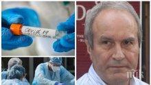Проф. Радослав Гайдарски за пандемията пред ПИК: Коронавирусът има особеност да забавя - заразеният в период от 15-20 дни не знае, може да се срещне с много хора и да го пренесе
