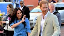 От днес принц Хари и Меган Маркъл са финансово независими