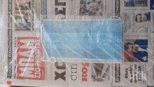В Гърция продават вестници с подарък маска