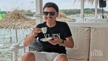 Насред кризата с коронавируса: Окучи се кучката на Милко Калайджиев