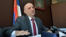 Коронавирусът уби бивш министър на Сърбия