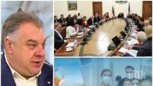 ОСТРО МНЕНИЕ! Д-р Мирослав Ненков скръцна със зъби на телевизиите и похвали правителството за взетите мерки срещу коронавируса