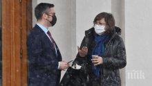 ИЗВЪНРЕДНО В ПИК TV: Депутати се тестват за коронавирус и във ВМА (ВИДЕО/СНИМКИ)