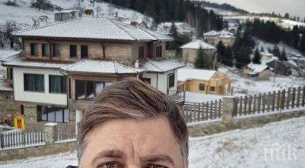 Владо Карамазов за карантината: Ще се наспим за цял живот (СНИМКА)