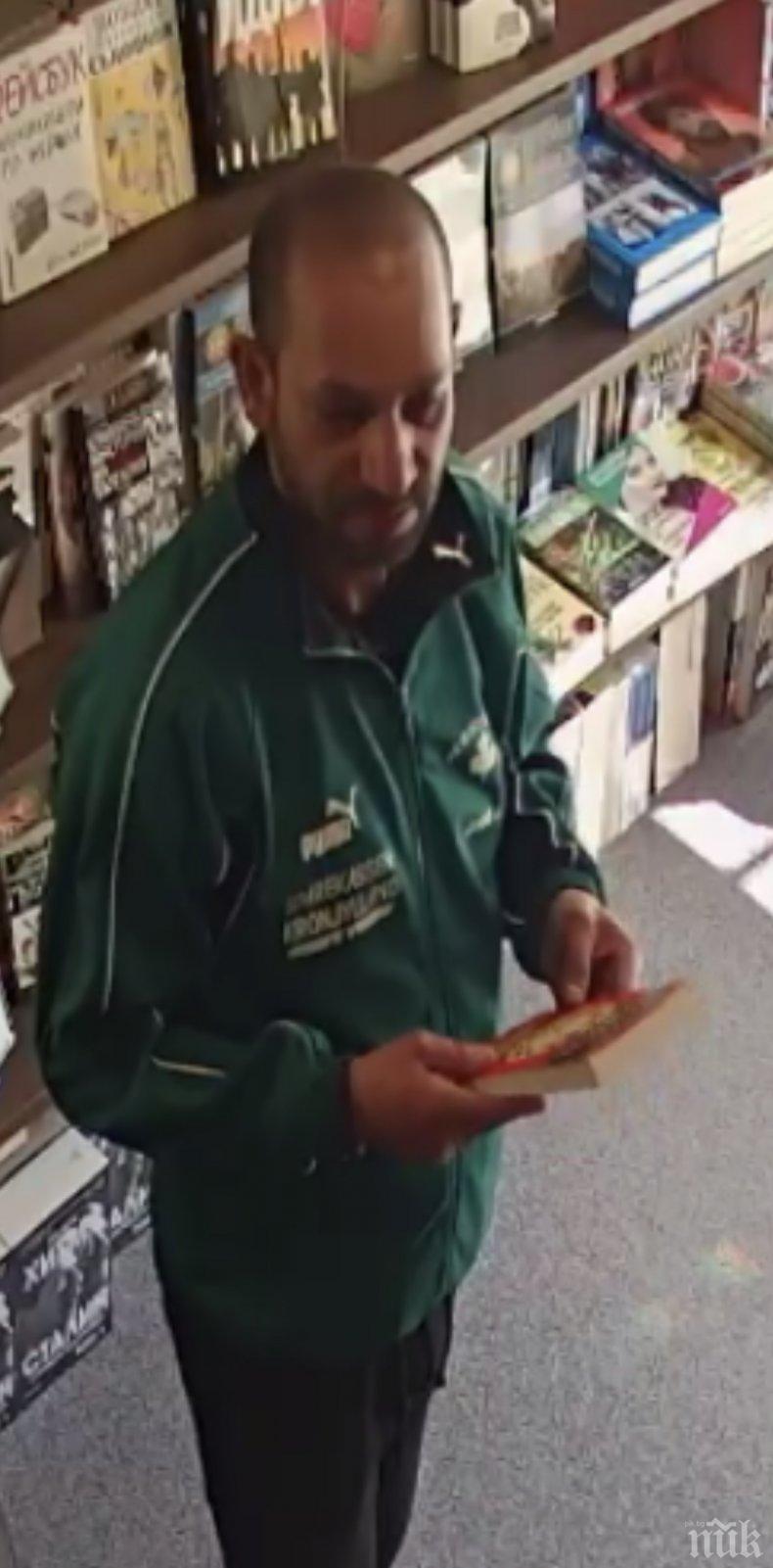 """Обраха продавачката на """"Милениум"""". 1000 лева за информация кой е престъпникът"""