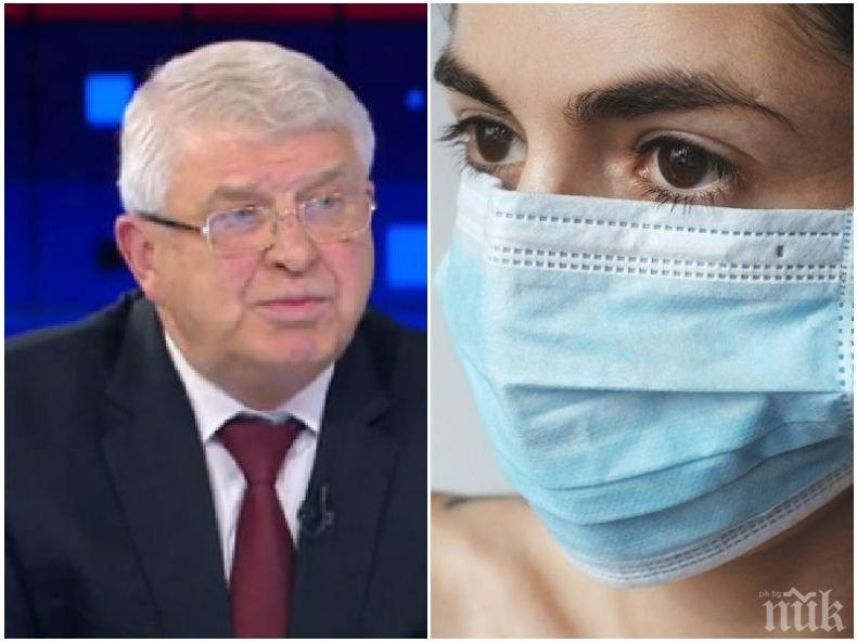 Здравният министър Кирил Ананиев: Факт е, че е по-добре да се носят маски
