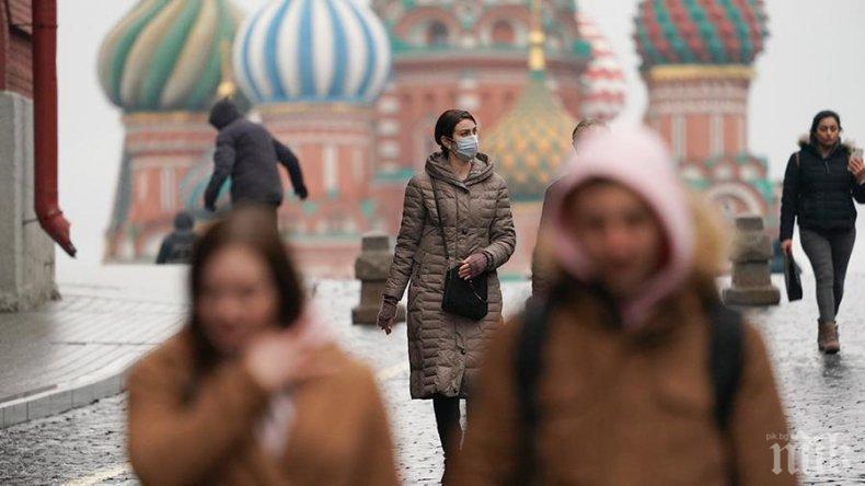 В Русия препоръчват почивка извън града за неработните дни до 10 май