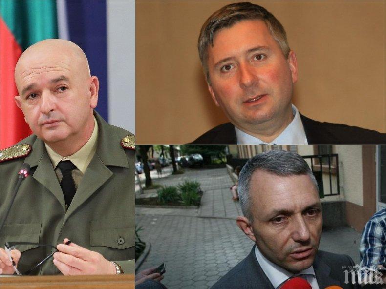 """Ген. Мутафчийски да предаде щаба на Прокопиевия Хаджигенов - психодесните """"експерти"""" да отговарят за смъртта на хората, които ще се заразят заради тях"""