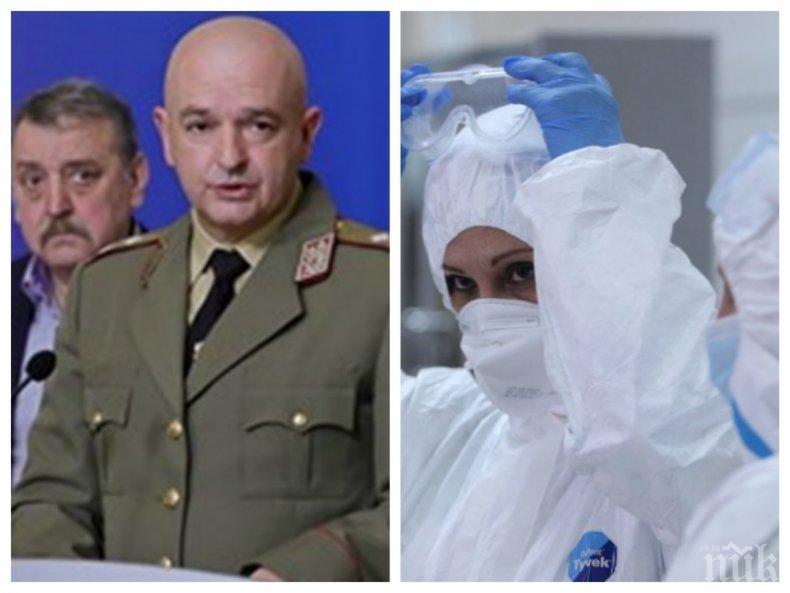 ИЗВЪНРЕДНО В ПИК: Последни данни за разпространението на коронавируса у нас - новите случаи са 5, днес са излекувани трима