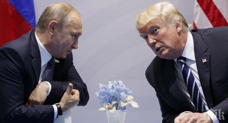Доналд Тръмп и Владимир Путин се договориха за важността от стабилност на глобалните енергийни пазари