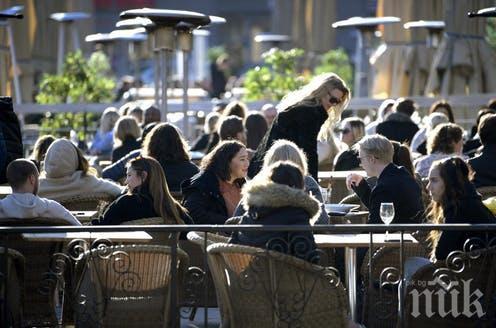 ЛОША ПРОГНОЗА: Швеция очаква бум на заразата с коронавирус през април