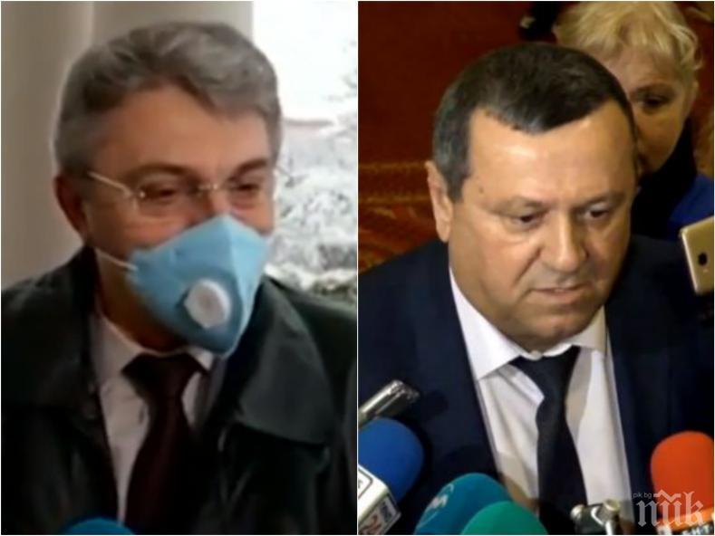 ЕКСКЛУЗИВНО: Лидерът на ДПС проговори за състоянието на Хасан Адемов