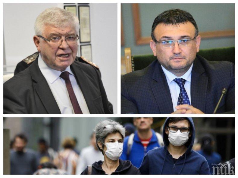 ИЗВЪНРЕДНО В ПИК TV! Кирил Ананиев и Младен Маринов: Отменяме на този етап задължителното носене на маски, ще раздадем на социално слабите безплатни такива (ВИДЕО/ОБНОВЕНА)