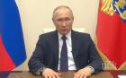 ИЗВЪНРЕДНО В ПИК: Путин с уникални мерки - заяви, че пикът на коронавируса предстои и пусна цяла Русия в платен отпуск до края на април (ВИДЕО)