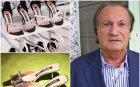 Създателят на луксозни обувки Серджо Роси почина от COVID-19
