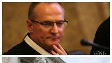 ОГРОМЕН СКАНДАЛ! Одитен доклад до ВСС разкрива за системата на Христо Иванов и Лозан Панов: Случайното разпределение на дела в България се манипулира!