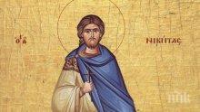 СИЛНА ВЯРА: Този светец преживял ужасни страдания, но накрая...