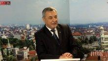 """Валери Симеонов """"за"""" замразяване на субсидиите: В тези условия не се развива партийна дейност"""