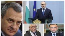 Цветлин Йовчев разби тезите на Радев срещу ефективните мерки на щаба: Изгуби политическите си инструменти