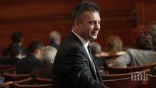 Юлиан Ангелов от ВМРО: Ще поискам намаляване на 50% на депутатските заплати до изтичане на извънредното положение