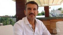 Турция си отдъхна: Изписаха от болница легендарния вратар Рюстю Речбер