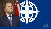 """Атлантическият съвет на България с остра позиция: Радев - код """"червено""""!"""