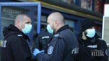 Полицията във Варна извърши 685 проверки за карантина
