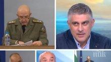 Психологът Росен Йорданов: Президентът Радев и доц. Мангъров се държат неадекватно!