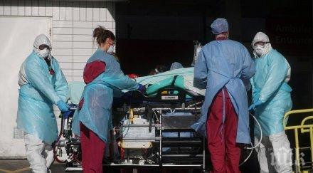 """НАЦИОНАЛНА ТРАГЕДИЯ! Лекарите на Острова смразяват близки на тежко болни с COVID-19 - """"Изключваме апаратите за обдишване"""""""