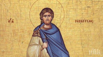 силна вяра светец преживял ужасни страдания накрая