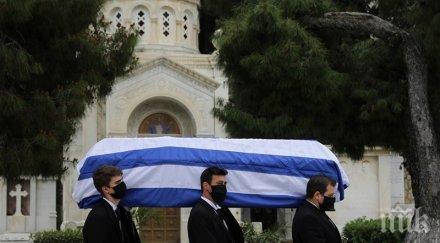 Нови четири жертви на пандемията в Гърция