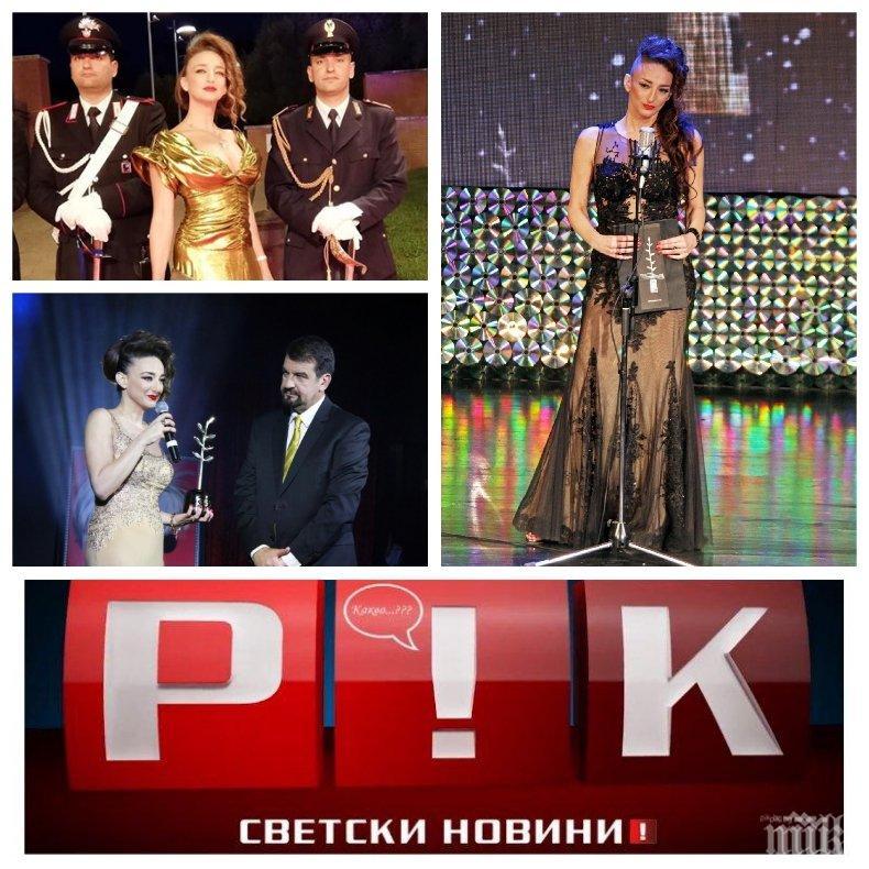 САМО В ПИК TV: Актрисата Деси Тенекеджиева с вълнуващи думи за родните медици и битката с коронавируса