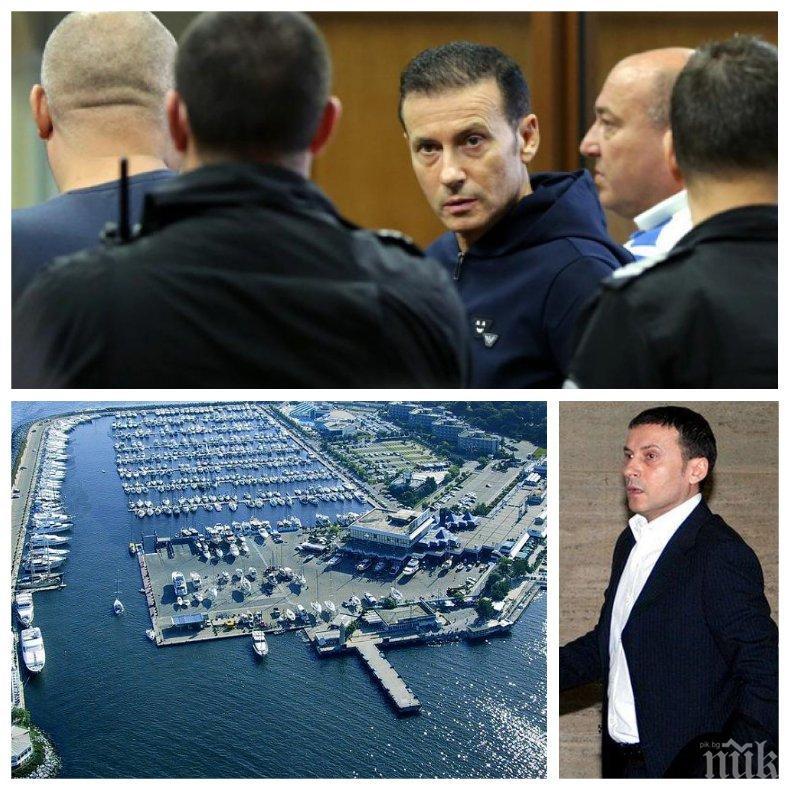 БОМБА В ПИК: Ето къде e скрита изчезнала яхта за 4.5 милиона лева на Миню Стайков, запорирана от КПКОНПИ (СНИМКИ)