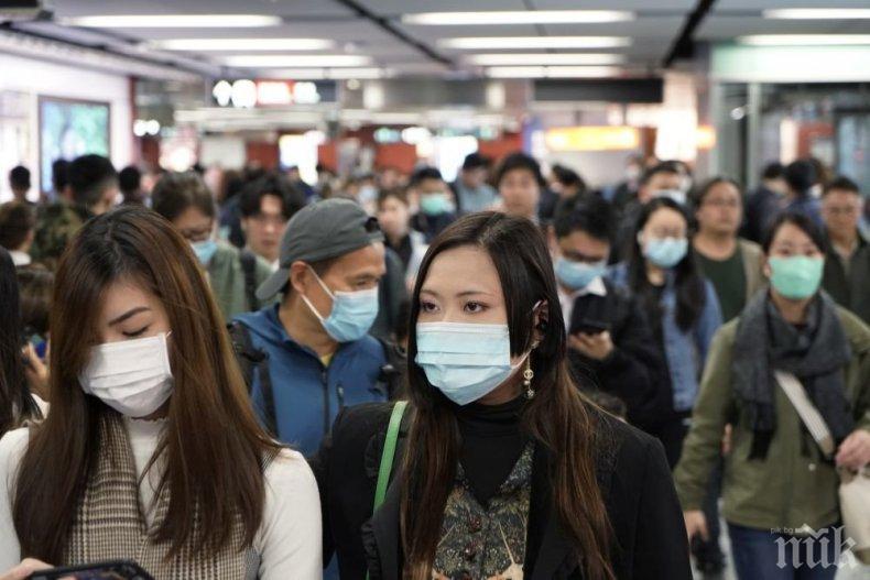 Япония катери кривата на болестта