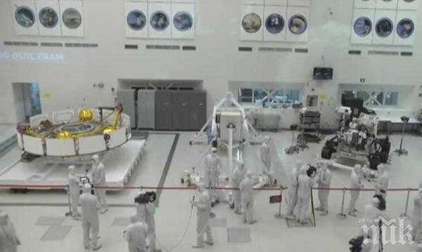 """НАСА подготвя мисии до Луната и Марс по програмата """"Артемида"""""""