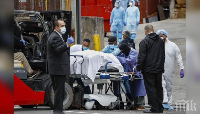 В ЕПИЦЕНТЪРА НА УЖАСА: Българска лекарка в Ню Йорк с подробности за борбата с коронавируса