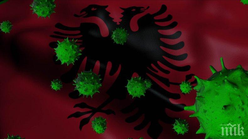 COVID-19 продължава да взима жертви в Албания