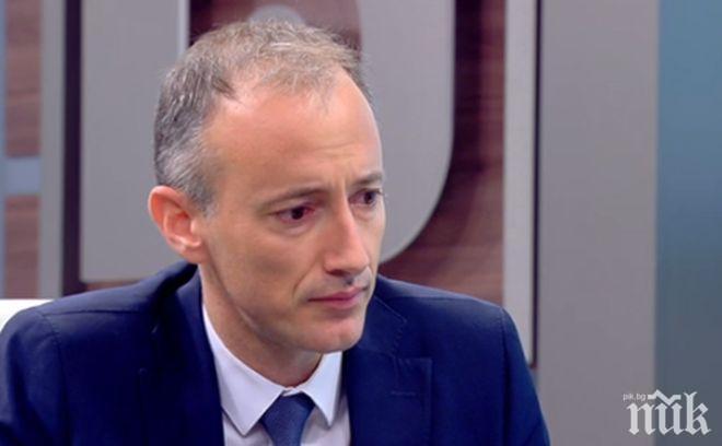 Красимир Вълчев обясни за колко изработени часа ще се плаща на учителите