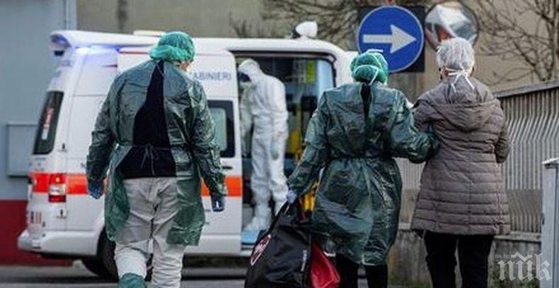 Ужасяващо: Моргите в Еквадор пълни, държат телата на починалите от коронавирус в хладилни контейнери