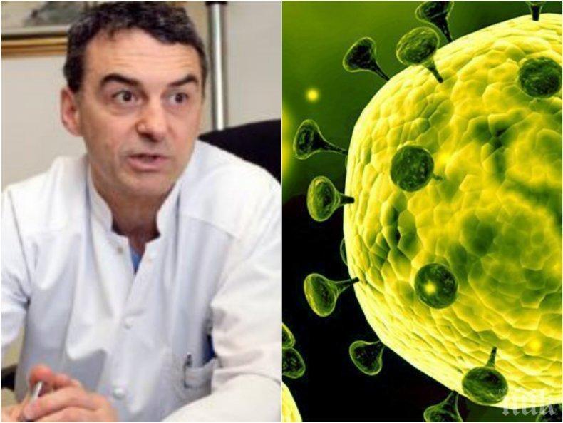 Проф. Иво Петров с най-добрата прогноза: Възможно е епидемията от COVID-19 да ни отмине. България първа в света взе строги мерки