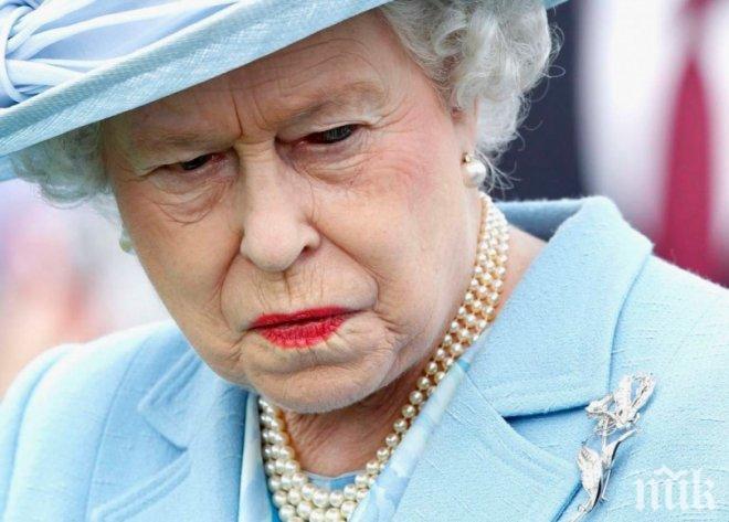 Елизабет II с изключително рядко обръщение към нацията